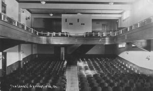 Ideal Theatre in the Sparrow Block